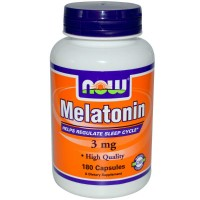 Melatonin 5mg (180капс)