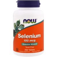 Selenium 100 mcg (250капс)