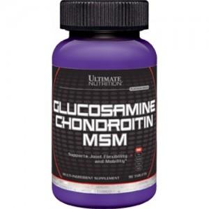 Glucosamine & Chondroitin & MSM (90таб)