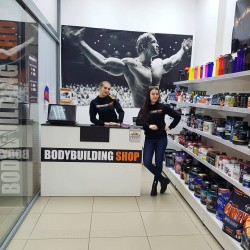 BODYBUILDING SHOP  на ул. Островского 55 (Октябрьский)
